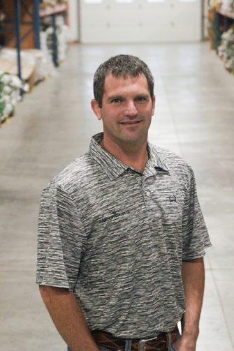 Justin Fruechte: Director of Sales