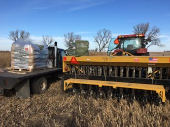 Prepare for Seeding; Tips for Calibrating your Drill